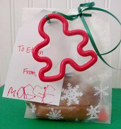 Gingerbread Play-dough