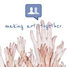"""Attention Bazaartists!   Please join the new """"Bazaart Community"""" open Facebook group and share your collage tips, ideas and inspiration with each other. Time to make new friends :) https://www.facebook.com/groups/143492962485681"""