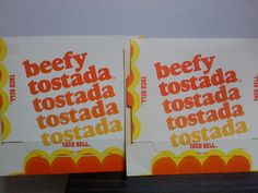80s Taco Bell
