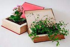 recycled book