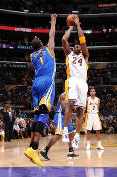 Kobe being Kobe!!!