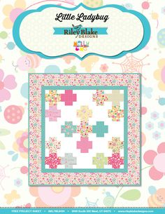 Over 100 free quilt patterns from Riley Blake