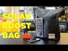 Solar Boost Bag