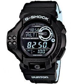 hodinky Casio G-Shock-Burton GDF-100BTN -  SWIS-SHOP.cz