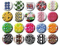 Merimekko Buttons!
