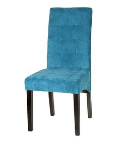 This Blue Monty Dining Chair - Set of Two is perfect! #zulilyfinds