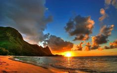 What a gorgeous sunrise!