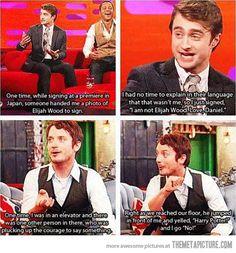 Dan and Elijah