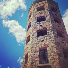 Visit Enger Park to see panoramic views of #Duluth at the top of Enger Tower. Have you climbed the stairs to the top? #OnlyinMN