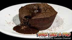 Molten Chocolate lava cakes recipe ! - with a twist ! - I'm using cupcake tins today ! Please SUBSCRIBE: ► http://bit.ly/1ucapVH  These molten chocolate cakes are easy, fun, and simply delicious !    My Facebook Page: http://www.facebook.com/BakeLikeAPro My Twitter: http://twitter.com/BakeLikeAPro http://instagram.com/bakelikeapro  Please subscribe, like and share if you can, I do appreciate it. http://bit.ly/1ucapVH