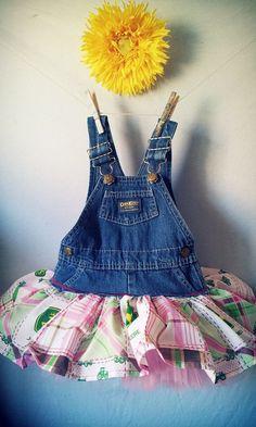 Look at this cute John Deere dress @Krista