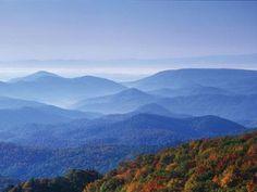 Splendor of the NC Mountains