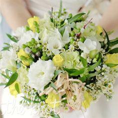 Found on Weddingbee.com Share your inspiration today! bridal bouquets, inspiration, wedding bouquets, texture, wild green, knots, green textur, bouquet flowers, green yellow