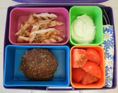 Post Weight Loss Surgery Menus: A day in my pouch -  Leftovers #bento #bentobox #lunch