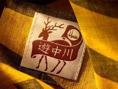 House Industries, Yu Nakagawa, Fabric Label