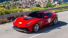 Ferrari's Special Project announced.
