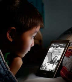 The new Kindle Paperwhite e-reader lets you read in the dark (without backlighting!) Yay, no more buying bulk batteries for the torches. Thanks for pinning Cool Mom Tech