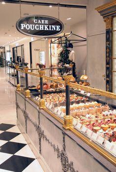 Café Pouchkine Paris @ Printemps de la Mode. 64 boulevard Haussmann paris, la mode, pouchkin pari, de la, 64 boulevard, french café, printemp de, café pouchkine, boulevard haussmann
