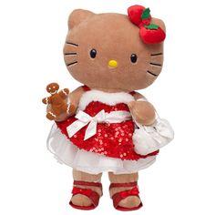 Holiday Glitz Gingerbread Hello Kitty--LOVE!!! :-)