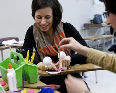 New maker-space curriculum and focus creating a blend of skills and higher order thinking.