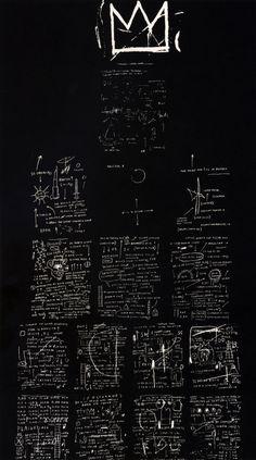 Tuxedo - Jean-Michel Basquiat