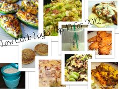 Low Carb Layla: Top 10 Recipes For 2012 #lowcarb