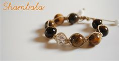 A collection of great Shamballa bracelet tutorials