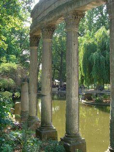 Monceau Parc, Paris