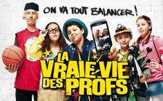 La Vraie Vie Des Profs / film complet/  Intéressant pour travailler la CO et/ ou écrite en organisant des micro-débats sur le caractère des protas et le compoetement de la jeunesse.