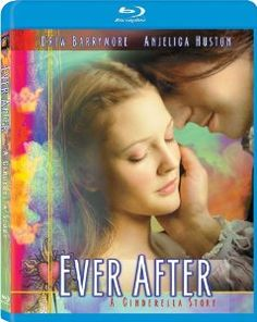 Amazon.com: Ever After: A Cinderella Story [Blu-ray]: Drew Barrymore, Anjelica Huston, Dougray Scott, Patrick Godfrey, Megan Dodds, Andy Tennant: Movies & TV