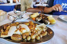 Bacalhau à Lagareiro - Portugal
