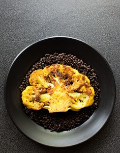 Curried Cauliflower & Lentils by @Eric Lee Isaac. Also a great slow carb / 4 Hour Body Recipe.