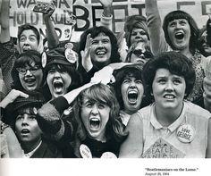 This would be me......      Fans des Beatles, 1964