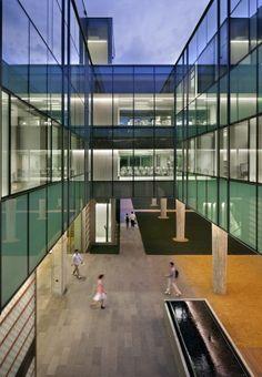 Brockman Hall for Physics, Rice University - KieranTimberlake