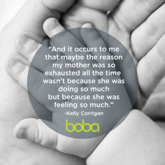 Mothers feel so much. So very much. #motherhood