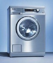 Miele Professional PW6065SS Little Giant Stainless Steel Laundry Washer Washing Machine Stackable, 15Lb 6.5Kg, 17Gal 2.3CF, 1400RPM, Energy ... 65kg, 15lb, miel, washing machines, steel laundri, laundry, stainless steel