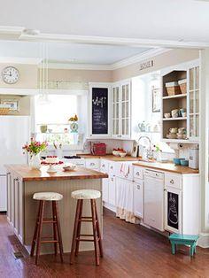 Kitchen remodel idea.