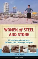 Reporting on a range of historical and contemporary female builders and designers, this educational book strives to inspire a new generation of girls in the disciplines of science, technology, engineering, and math (STEM). With many of the profiles set against the backdrop of such landmark events as the women's suffrage and civil rights movements and the Industrial Revolution, and with original interviews from a number of current architects and engineers- provided by the publisher