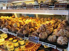 Organic Italian Pastries at Oxbow Public Market