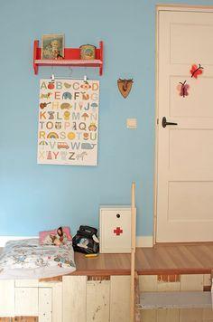Children's Room by Martine à la Maison, via Flickr