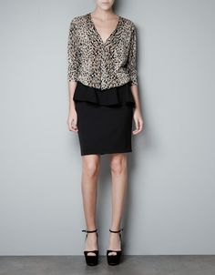 Woman - New this week - ZARA Czech Republic