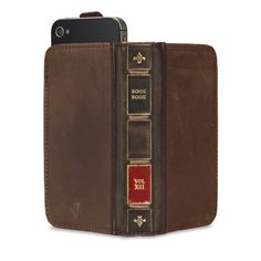 Twelve South BookBook Case for iPhone 4S - Apple Store (UK)