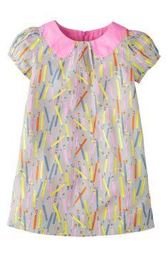 Mini Boden Print Dress (Toddler Girls, Little Girls & Big Girls) | Nordstrom