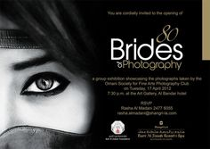80 Brides of Photography | Muscat  http://omanpocketguide.com