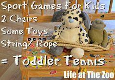 sport games for kids