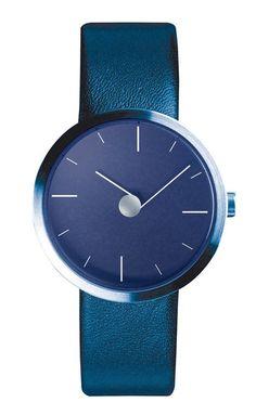Tao Classic Watch Blue by Lexon time, fashion, style, tao blue, classic watch, watch blue, tao classic, lexon, blues