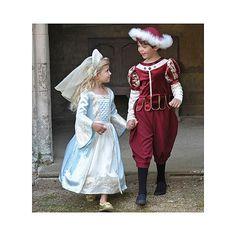 Tudor Kids Costumes