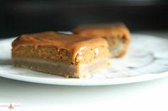 Caramel Pumpkin Pie Bars
