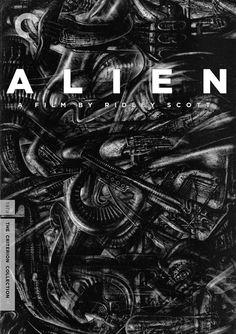 Alien - Criterion Collection DVD cover - midnight marauder
