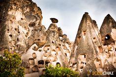 Cappadocia, Turkey The Land of Fairy Chimneys